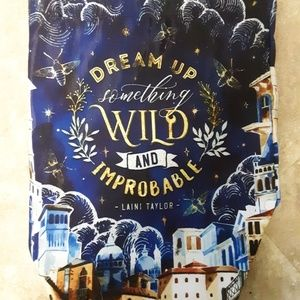 OwlCrate Strange the Dreamer-inspired Tote Bag